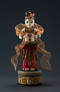 The Goddess of Mercy for Cats